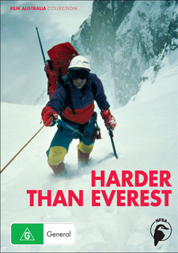 Harder Than Everest